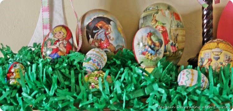 Easter Mantel 6