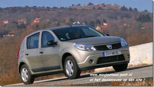 Dacia Sandero LPG 07