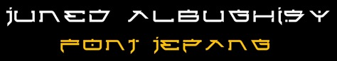 Font Japan