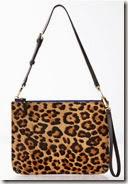 Boden Leopard Print Bag