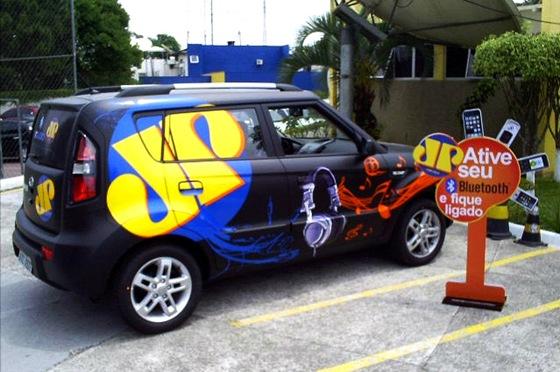Promoção Rádio Jovem Pan Curitiba