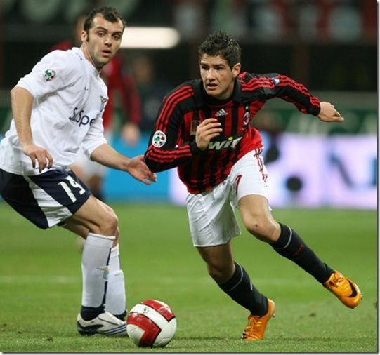 Pato - one of Football Manager 2012 wonderkids