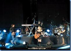 0552b Alberta Calgary Stampede 100th Anniversary - Scotiabank Saddledome - Brad Paisley Virtual Reality Tour Concert - The Band Perry - Sugar Sugar