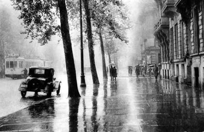 Grand Boulevard Paris c1930