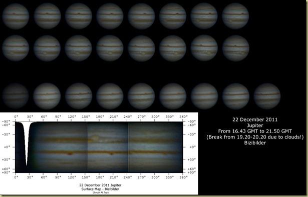 22 December 2011 Jupiter