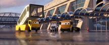 51 les camions de l'aéroport