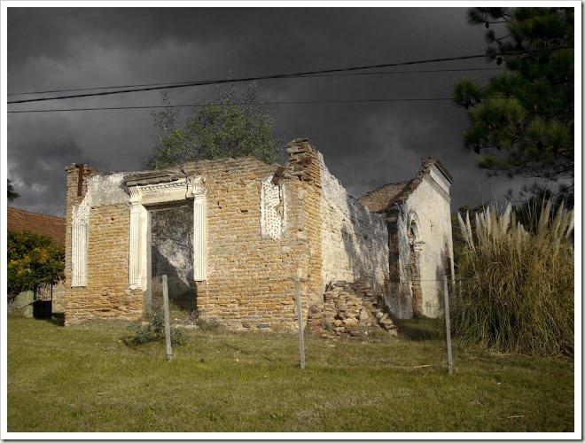 Primer escuela en El Renegado