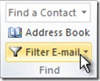 View Unread Messages On Outlook