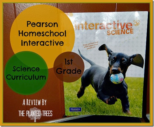 Pearson Homeschool Science