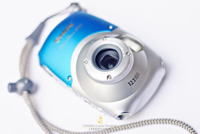 Canon D10 Review