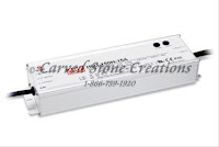 Outdoor LED Driver-Transformer 120V AC input 24V DC, Dimmable