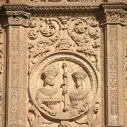 15.- Fachada de la Universidad de Salamanca
