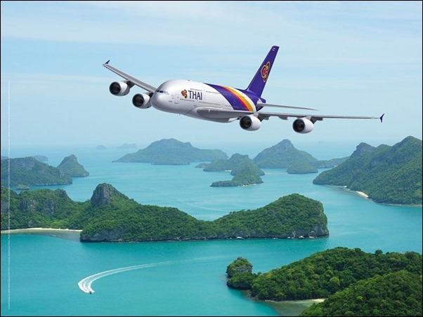 الطيران الداخلي في تايلند