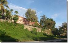 Pousada Bacau in the morning