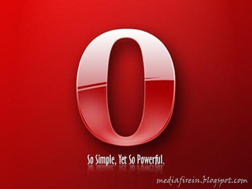 Opera Offline Installer (2013)