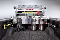 Volunteer Firefighters Chevrolet Silverado Double Cab Concept