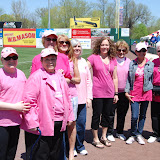 2011 May Pink in the Park Day at Rock Cats