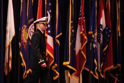 Mark Navy OCS Grad 9