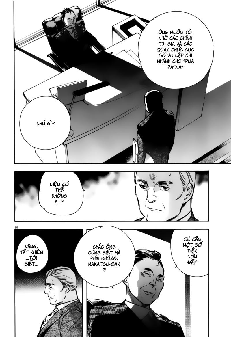 Shin Kurosagi - Con Diệc Đen 2 chap 196 - Trang 10