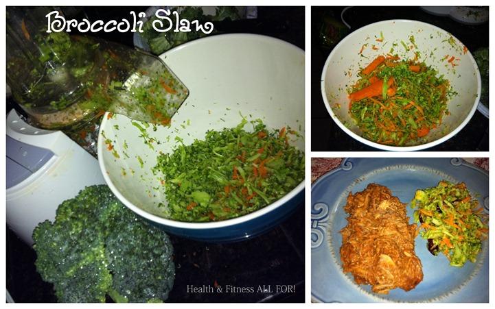AF 5.20 Broccoli Slaw