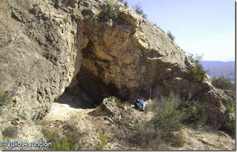 Cueva grande la Serreta Llarga - Novelda