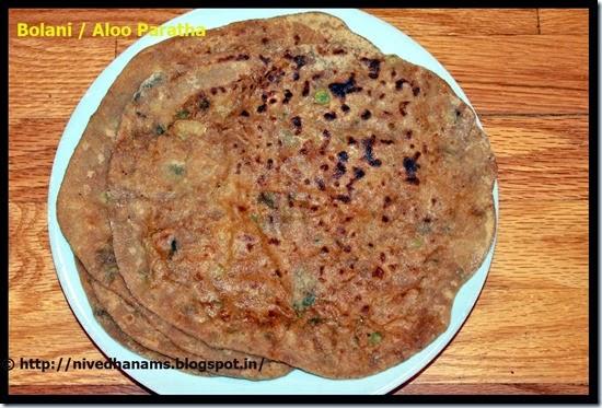 Aloo Paratha1 - IMG_9438