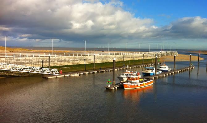 Rhyl Harbor