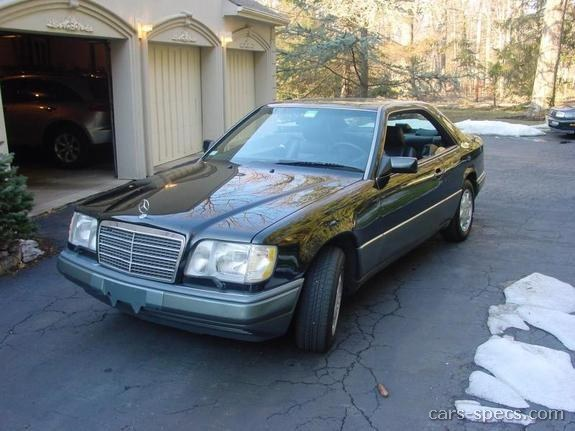 1994 mercedes benz e class coupe specifications pictures for Mercedes benz e class specifications