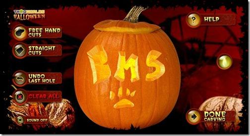 bms pumpkin