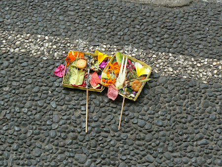 Bali photos: Offerings