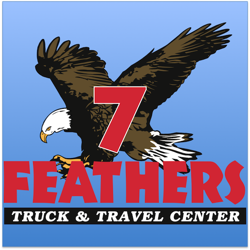 Seven Feather Truck and Travel LOGO-APP點子