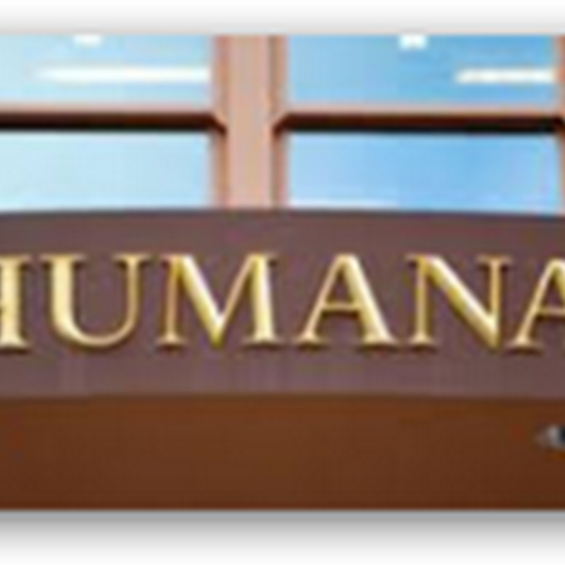 "Humana Loses Major Contract in Wisconsin to the ""Too Big To Fail Insurer, United"""
