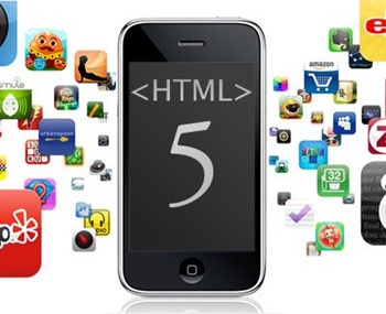 html5 in  mobile apps