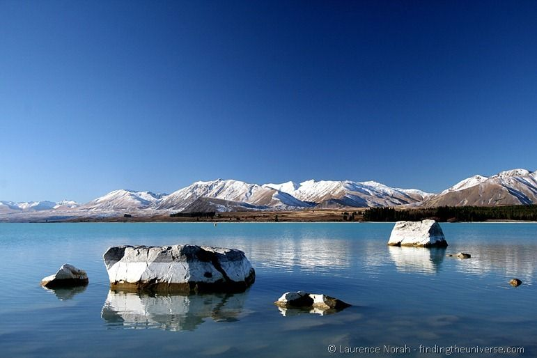 Lake Tekapo Reflections converted srgb