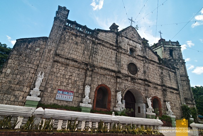 Danao Church in Cebu