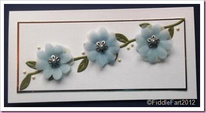 Net Flower Card