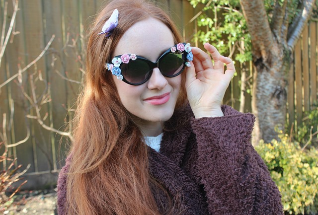 D&G sunglasses DIY