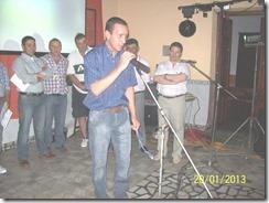 Mayor Jorge Laquintana - Presidente