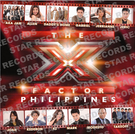 The X Factor Philippines All-Star album