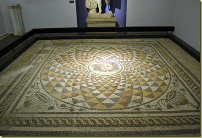 Pergamon Medusa Mosaic
