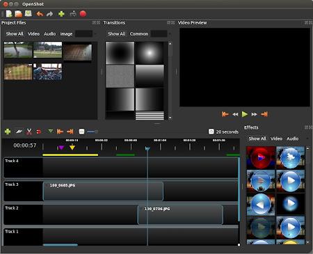 OpenShot 2.0 Advanced View