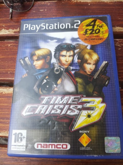 Games Freezer. Retrogaming, Playstation 2