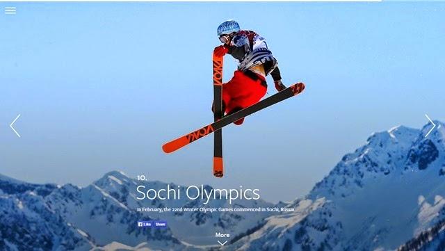 10. Juegos Olímpicos de Sochi 2014
