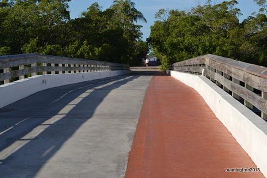 Tram Bridge with a fresh coat of paint!