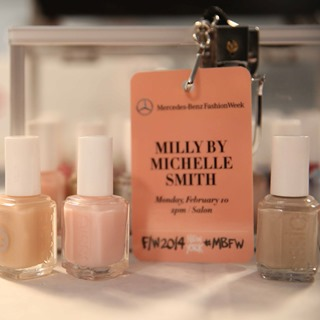 essie for Milly by Michelle Smith NYFW 2014 #NYFW