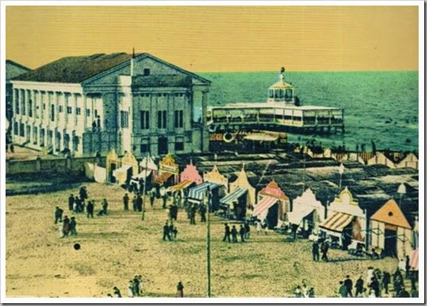Las Arenas. Ca. 1925