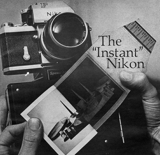 The Instant Nikon