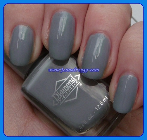 Diamond Cosmetics Concrete Jungle