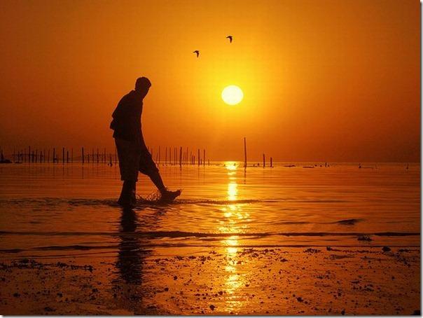 Lindas imagens do nascer do sol (6)