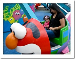 Sesame Place - Riddhie
